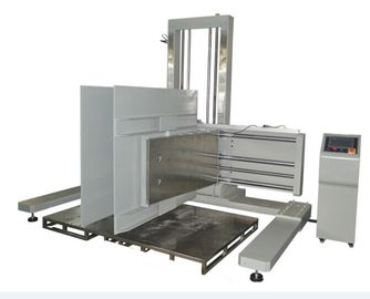 ประเทศจีน PLC Control Package Testing Equipment , Carton Clamp Force Testing Machine ผู้ผลิต