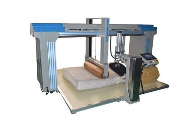 Mattress Furniture Testing Machines with rolling ,compression,hardness testing