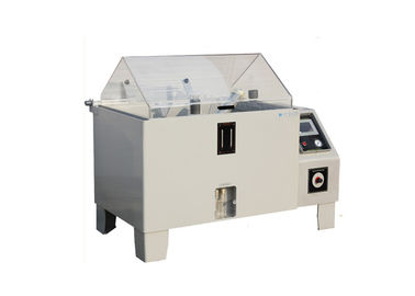 Salt Spray Corrosion Test Chamber / Durable Hard PVC Anti-Corrosion Testing Equipment