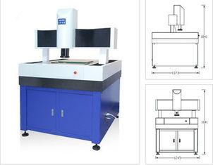 ประเทศจีน Large Video USB Optical Measuring Instruments With 3-Axis CNC Driven Motor ผู้จัดจำหน่าย